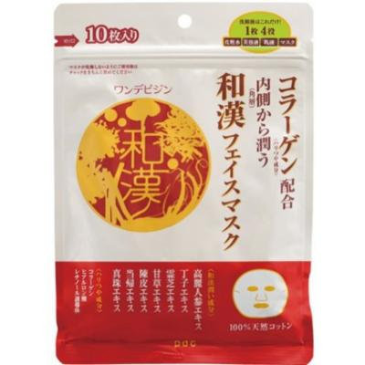 Wandebijin Thick Face Mask 10 Sheets (Essence 140g)