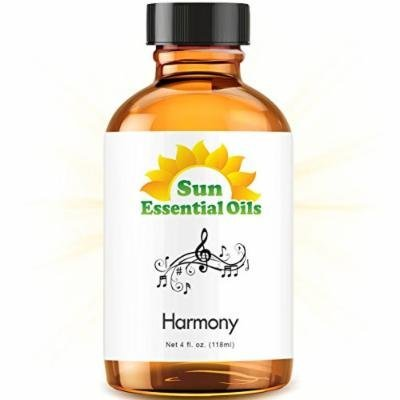 Harmony Blend (Large 4 ounce) Best Essential Oil