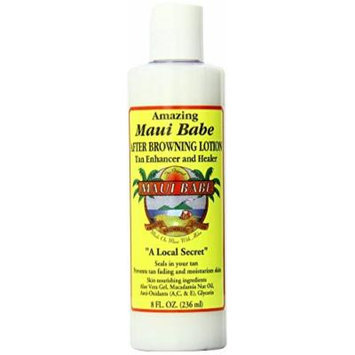 Value Pack Maui Babe After Browning Lotion 4 Bottles 8 oz. each
