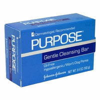 Purpose Gentle Cleansing Bar 3.6 OZ (PACK OF 3)