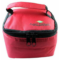 Convertible Essential Oil Case for both 10 ml (holds 25) and 30 ml (holds 16) - Red