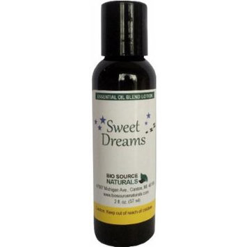 Sweet Dreams Sleep Essential Oil Blend Lotion for Sleep 2 Fl Oz / 57 Ml -