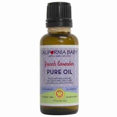 California Baby French Lavender Pure Oil 1 fl oz (30 ml)