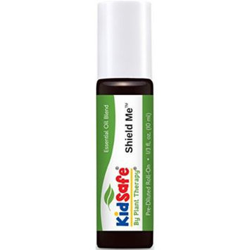 KidSafe Shield Me (Formerly Ban the Bugs) Synergy Pre-Diluted Essential Oil Roll-On 10 ml (1/3 fl oz). Ready to use!