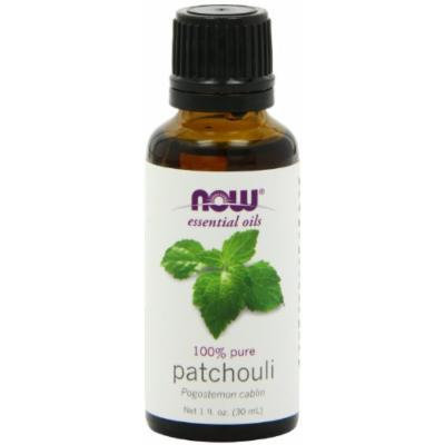 Now Foods Patchouli Oil 1oz (Pack of 2)