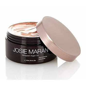 Josie Maran Whipped Argan Oil Ultra-Hydrating Vanilla Peach Infused Illuminizing Body Butter - Light Bronze