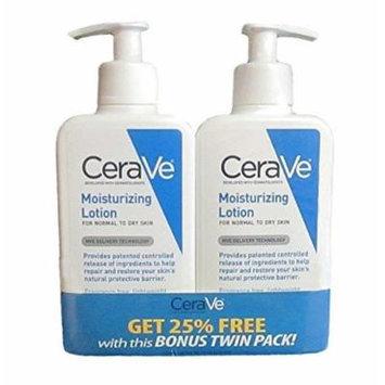 Cerave Moisturizing Lotion 8 Oz. (2 Pack)