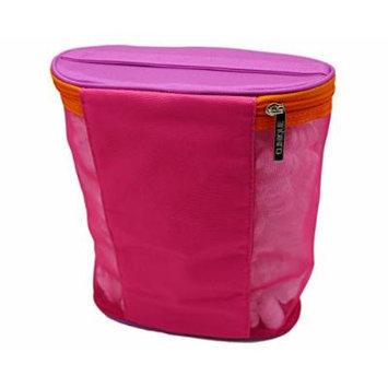 Clinique Mesh Cosmetic MakeUp Carry Bag