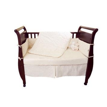 Natura's Natura Classic 4 Piece Crib Bedding Set