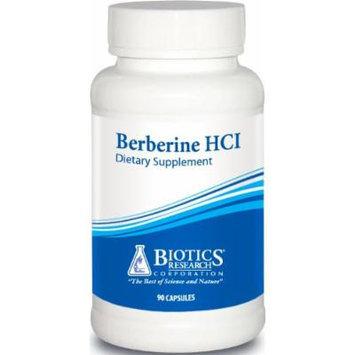 Biotics Research - Berberine HCl 500 mg. - 90 Capsules