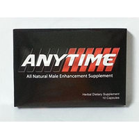 Anytime pills supercharge your male drive (10 pill)