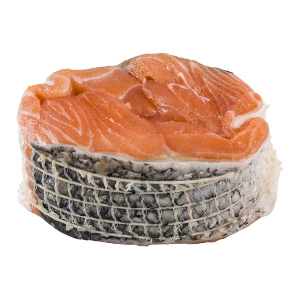 Salmon Steak Farm Raised Fresh