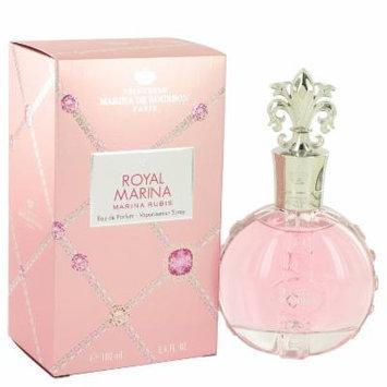 Royal Marina Rubis for Women by Marina De Bourbon Eau De Parfum Spray 3.4 oz
