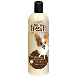 Sergeant's Fur-So-Fresh Oatmeal Dog Shampoo with Awapuhi - 21.8 oz