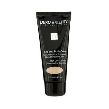 Dermablend Leg & Body Cover SPF 15 (Full Coverage & Long Wearability) - Natural - 100ml/3.4oz