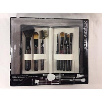 Sonia Kashuk Deluxe Travel 8 Piece Brush Set