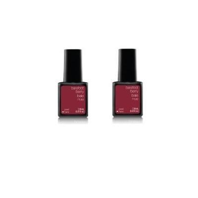 Sensationail Color Gel Polish Barefoot Berry 0.25 Fl. Oz. (2 Count)
