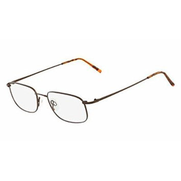 Flexon Flexon 610 Eyeglasses 218 Coffee 218 Demo 55 18 145