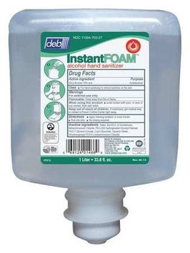 DEB Hand Sanitizer [PK/6]. Model: IFS1L