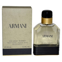 Men's Armani by Giorgio Armani Eau de Toilette Spray - 3.4 oz