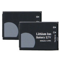 Replacement Battery for LG LGIP-410B (2 Pack)