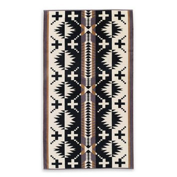 Pendleton Oversized Jacquard Towel Spider Rock, One Size