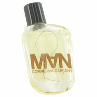 Comme Des Garçons 2 for Men by Comme Des Garcons Mini EDT .30 oz