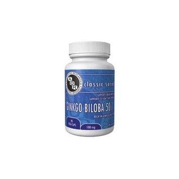 Ginkgo 100mg (90 VeggieCaps) Brand: A.O.R Advanced Orthomolecular Research
