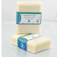 Brigit True Organics- DIABETICAE Castile Soap, approx. 4.7 - 5.3 oz. (88% ORGANIC)