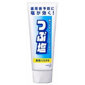 Tubusio Salt Toothpaste Standing tube 180g Japan Kao