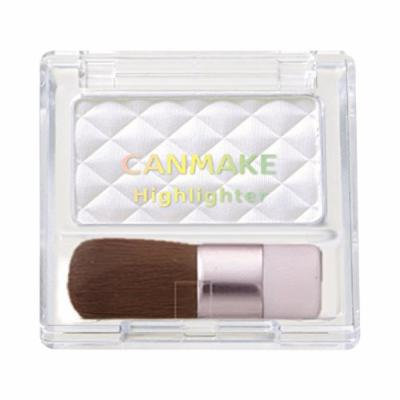 IDA Laboratories CANMAKE , Cheek Color , Highlighter 01 Milky White