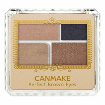 IDA Laboratories CANMAKE , Powder Eyebrow , Perfect Brown Eyes 01