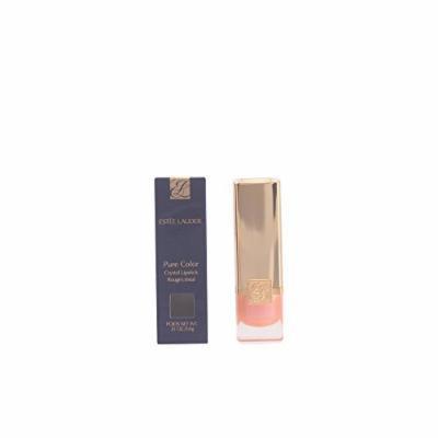 Estée Lauder Pure Color Crystal Lipstick 01 Crystal Baby Crème, 0.13oz, 3.8g