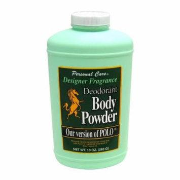 Deodorant Body Powder - 10 oz,(Personal Care)