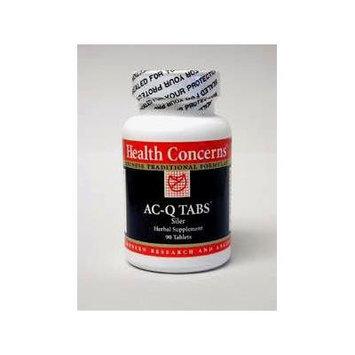Health Concerns - AC-Q 90 tabs