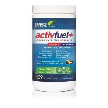 Activfuel+ WHEY BASED (With Caffeine) (439g) Black Raspberry Lemonade flavour (Actifuel Active Fuel) Brand: Genuine Health