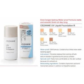 Cezanne UV Liquid Foundation R Waterproof Made in Japan (10)