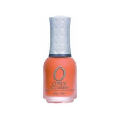 Orly NAIL LAQUER Old School Orange 40739 (satin)