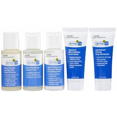 C. Booth Daily Skin Care, Trial/Travel Size 1 set