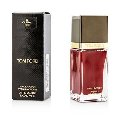 Tom Ford Nail Polish Carnal Red 13