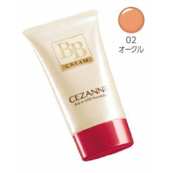 Cezanne Canmake Japan BB Cream All-in-one Foundation SPF 23 PA++ Great for Skin (02)