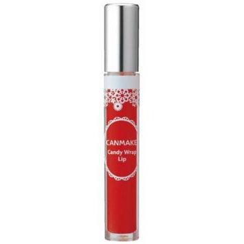 IDA Laboratories CANMAKE , Lip Gloss , Candy Wrap Lip 04 Lady Strawberry