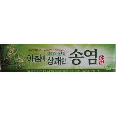 Amore Pacific Pine Salt Toothpaste, 5.99 Ounces Units (Pack of 6)