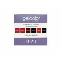 OPI GelColor Soak-Off Gel Lacquer - The Thrill-Seekers - 0.5oz / 15ml