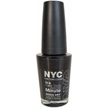 NYC New York Color in a Minute Quick Dry Nail Polish 210 Chinatown