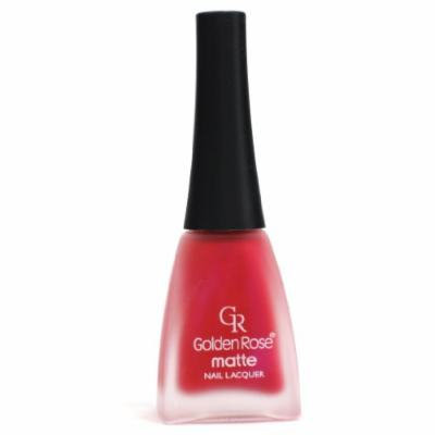 Golden Rose Matte Nail Lacquer (02)