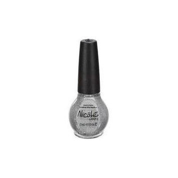 Nicole By Opi, Always A Silver Lining, 0.5-Fluid Ounce