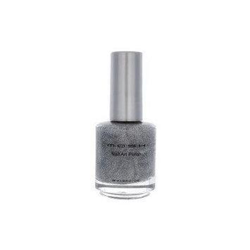 MASH Special Nail Art Stamping Polish 15ml (Silver Glitter Flakes)
