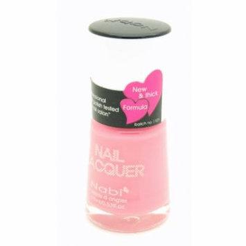 Nabi Nail Polish Baby Pink 124 - 15mL