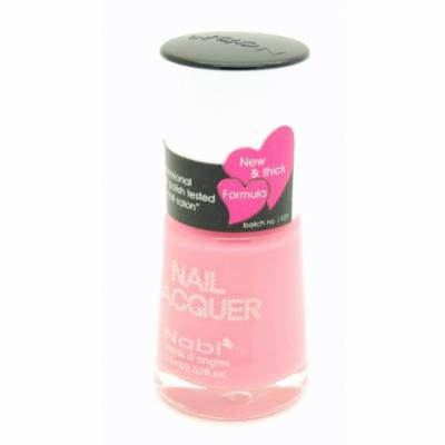 Nabi Nail Polish Baby Pink 124 - 15mL